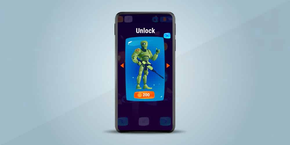 unlock character, in-app purchase, mobile game monetization, ways to monetize