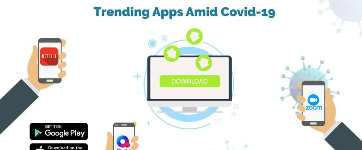 Trending-Apps-Amid-Covid-19